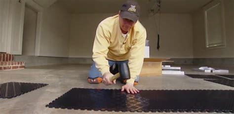 garage floor finishing options todays homeowner