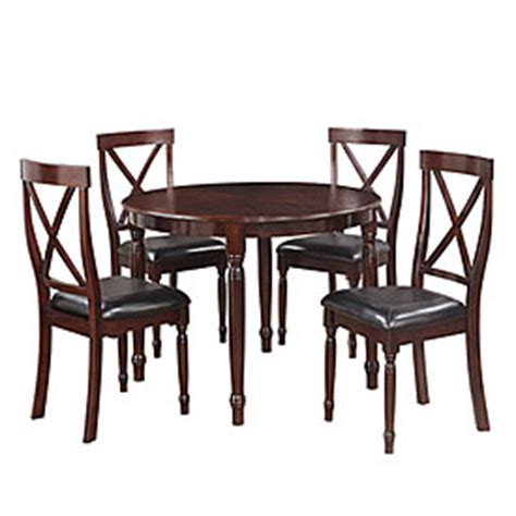 Big Lots Furniture Dining Sets by View Wooden 5 Dining Set Deals At Big Lots