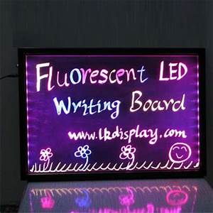 Fluorescent LED Writing Board from Luking electric