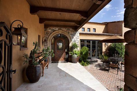 incredible mediterranean entry design
