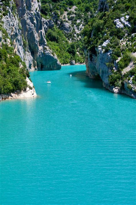 draguignan verdon gorges provence france rivers
