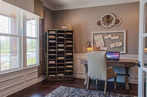 fischer homes clay home office studies pinterest