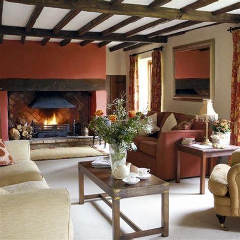 idees design pour la deco salon chaleureux en hiver