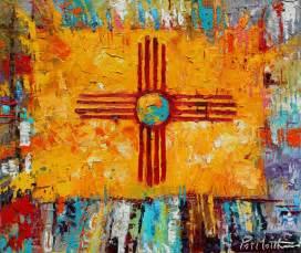 Santa Fe New Mexico Flag