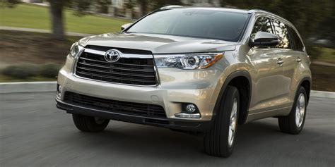 Buyers Guide To The 2014 Toyota Highlander With Specs