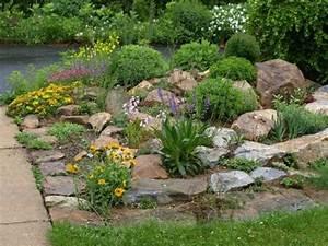 Gartengestaltung Beispiele Und Bilder : die besten 25 steingarten anlegen ideen auf pinterest steingarten anlegen ideen steinbeet ~ Orissabook.com Haus und Dekorationen