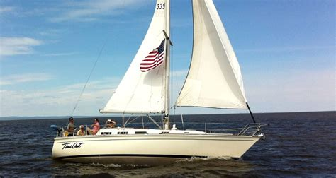 Sail Boat Tours by Duluth Sailing Charters Lake Superior Sailboat Trips
