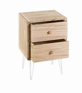 Table De Chevet Etroite : tables basses et petit mobilier ~ Teatrodelosmanantiales.com Idées de Décoration