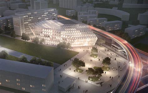 bureau culturel lausanne architectes 2e prix au concours vernier concorde