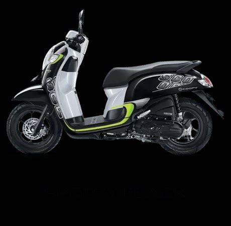 Scoopy 2018 Ungu by Warna All New Honda Scoopy Esp 2018 Ubaidillah