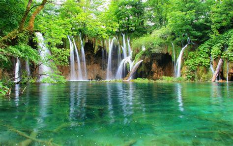 Waterfall Backgrounds Waterfalls Wallpaper Desktop Wallpapersafari
