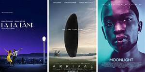 And the Oscar for best movie poster design goes to ...