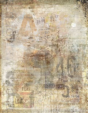 faded newspaper background royalty  stock