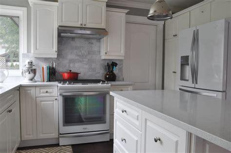 white ice kitchen renovation whirlpool blogour blog