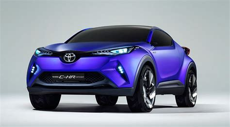Toyota Concept Cars by Toyota C Hr Concept Car 2014 Sight Of Juke