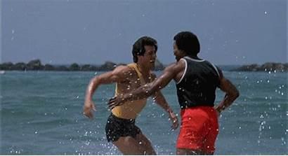 Rocky Creed Michael Tap Apollo Jordan Breaking