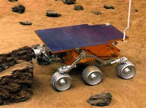 Mars Pathfinder Sojourner Rover - Pics about space