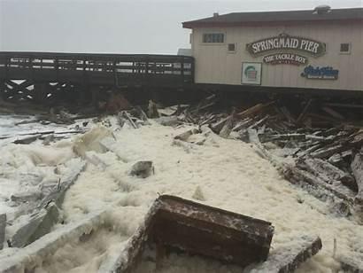 Debris Hurricane Noaa Marine Program Hurricanes Thunderstorms
