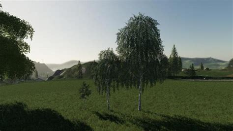 fs pleacable trees pack  simulator games mods