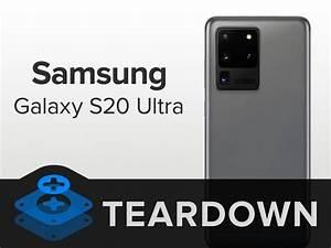 Samsung Galaxy S20 Ultra Teardown