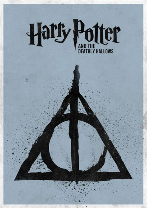 minimal harry potter film posters tattoos harry