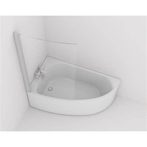 tablier de baignoire d angle l 150x l 90 cm jacob delafon