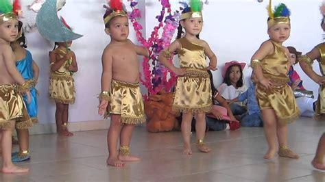 Baile Indigena Isabella Carrillo Hernández YouTube