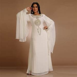 aliexpresscom buy 2015 spring new robe dubai blanche With robe chiffon