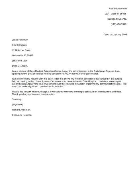 Cover Letter For A Resume by Basic Cover Letter For Resume Http Jobresumesle