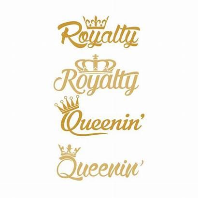 Royalty Queenin Crown Cuttable Svg Designs Cut