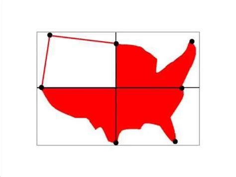 draw  map   united states  america youtube