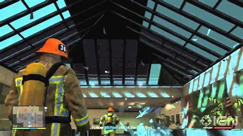 gta v bureau missions gta 5 walkthrough part 51 heist the bureau raid covert