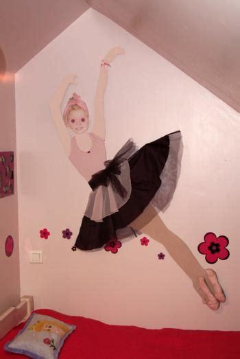 chambre danseuse une chambre spéciale danseuse en herbe trucs et deco