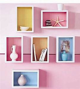 Diy wall decorating with recycled material things