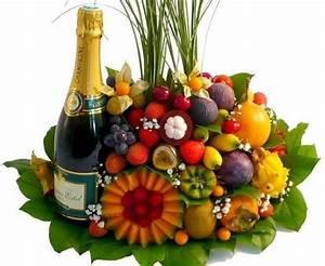 Panier A Fruit : corbeille de fruits exotiques 2 ~ Teatrodelosmanantiales.com Idées de Décoration