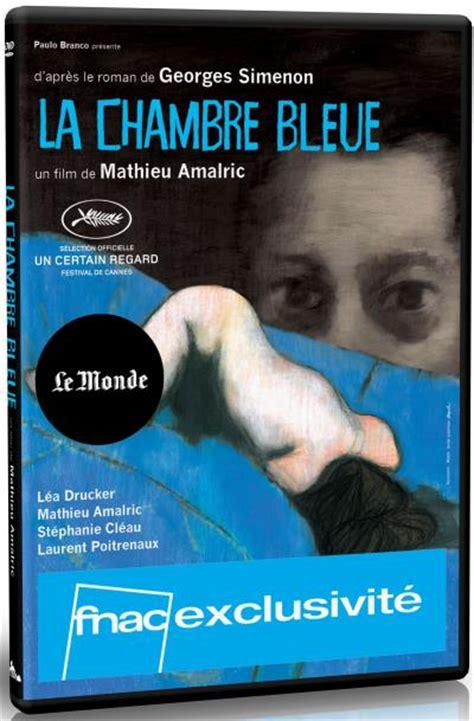 la chambre bleue mathieu amalric la chambre bleue exclusivité fnac dvd dvd zone 2