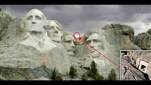 Did You Know That There's A Secret Room In Mount Rushmore ...