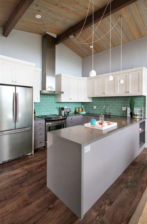 turquoise kitchen backsplash home decorating trends homedit