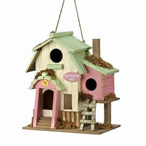 Hummingbird Hut Birdhouse Wholesale at Eastwind Wholesale