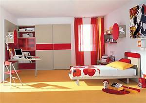 7 red teenage rooms interior design photos With room interior design for teenagers