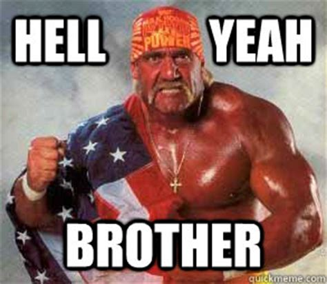 Hell Yes Meme - the gallery for gt hulk hogan meme