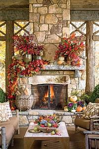 25, Fall, Mantel, Decorating, Ideas