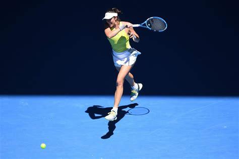 Все team tournament world championship masters atp 500 atp 250 wta 500 normal grand slam wta 250 wta 1000. GARBINE MUGURUZA at Australian Open Tennis Tournament in ...
