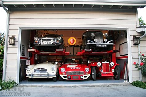Mg Garage the garages of the mg experience mgb gt forum mg
