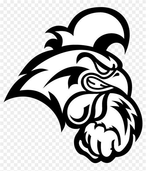 Coastal Carolina Chanticleers Logo Black And White - Ord ...