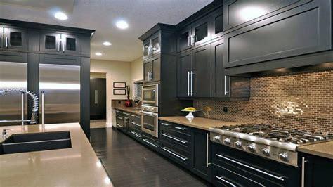 Decorating Ideas For Black Kitchen by Black Kitchen Design Ideas ᴴᴰ