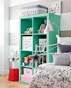 Bibliotheque Ikea Enfant : deco kallax ~ Teatrodelosmanantiales.com Idées de Décoration