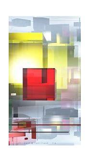 transparency, Digital Art, Minimalism, Geometry, Square ...