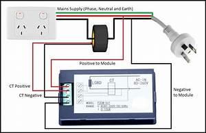 Peacefair-pzem061-wiring