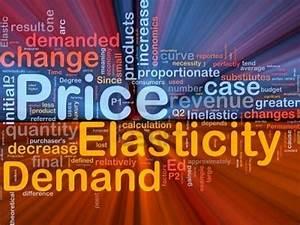Price Elasticity Of Demand  Economics
